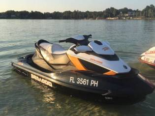 Sea doo 2012 rxt 260