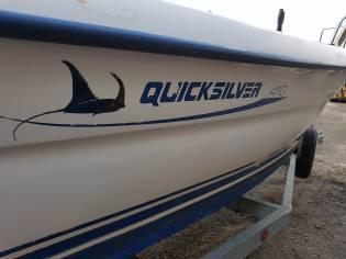QUICKSILVER 410 FISH