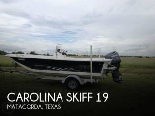 Carolina Skiff DLV198