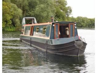 Narrowboat Jonathan Wilson-Mike Christian