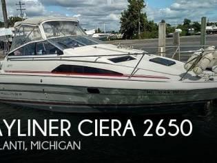 Bayliner Ciera 2651