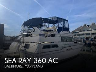 Sea Ray 360 AC