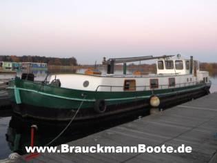 Andere Hausboot Tjalk Liebhaberstück (Video)