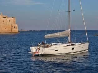 Hanse Yachts 455  Vorfhrschiff 2018