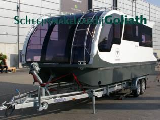 Caravanboat One (Houseboat)