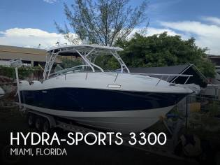 Hydra-Sports 3300 Vector EXP