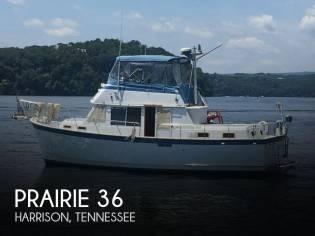 Prairie Boat Works Coastal Cruiser: CC/36-005
