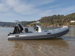 Brig Falcon Rider 420HL Salcombe Edition