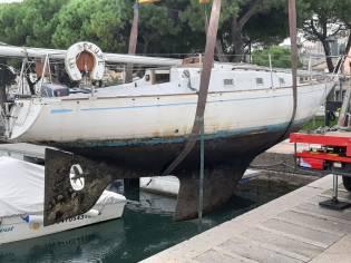 Barca a vela Alpa 8.25