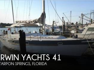 Irwin Yachts 41