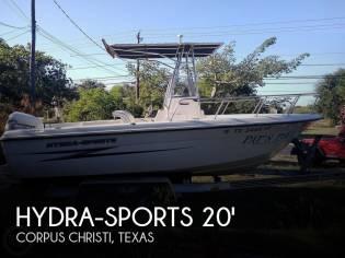Hydra-Sports 212 Seahorse