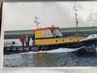 Motor Sleepboot Nelly 13.56