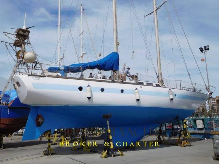 De Biot France Goletta allum. oceanica 16 m