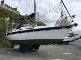 Westerly Sea Hawk 35