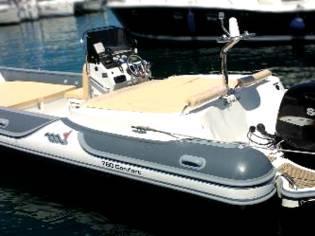 Gommone Motonautica Vesuviana 780 Comfort