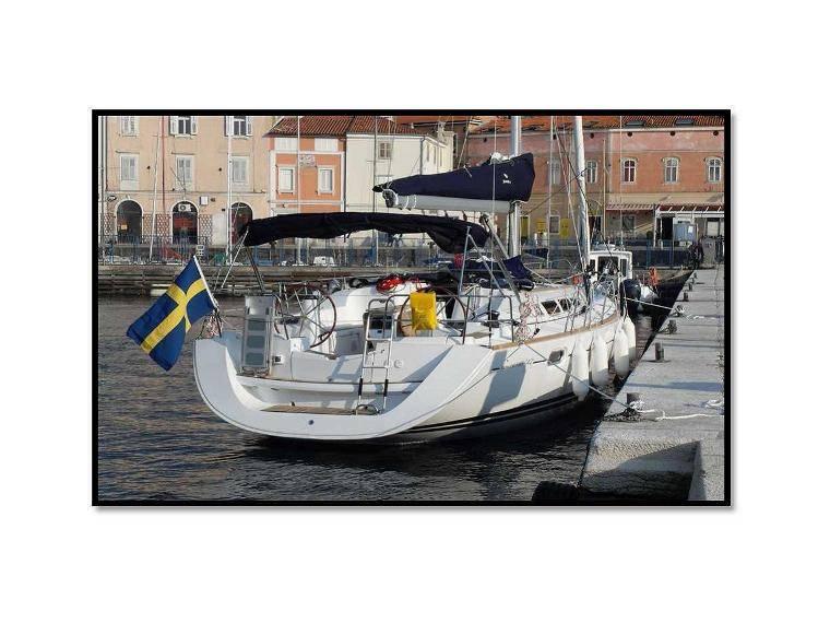 Sun Odyssey 42i / Owners version / VAT PA