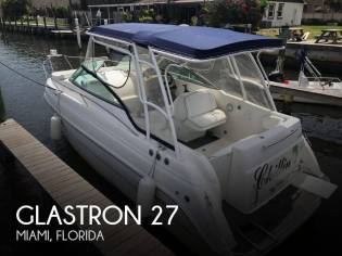 Glastron GS 279