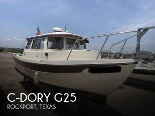 C-Dory 22 Cruiser