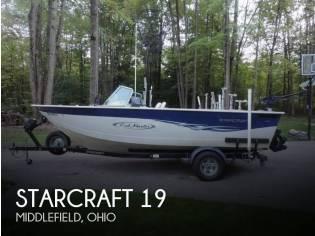 Starcraft Fishmaster 1961 DC
