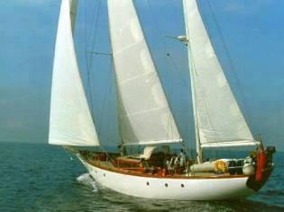 Alan Pape / Williams Boatyard  Alan Pape 73' Ketch