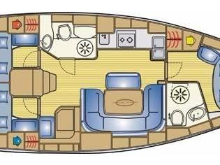 Bavaria Yacht 39 Cruiser 39 Cruiser