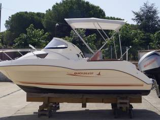 Quicksilver Cruiser 540