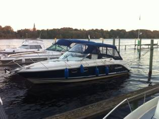 Aquador 26 DC Diesel