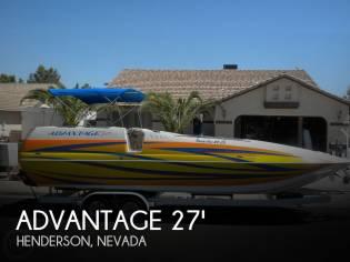 Advantage Party Cat 27 LX