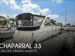 Chaparral 33