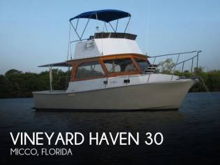 Vineyard Haven Hawk 30