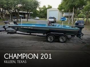 Champion 201 DCR