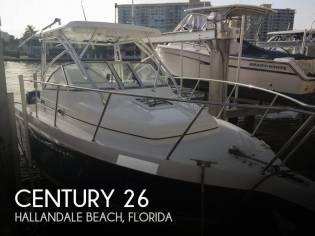 Century 2600 WA