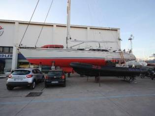 Baltic Yachts Baltic 64 centerboard