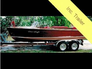 Chris-Craft 17 Sportsman Runabout