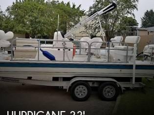 Hurricane 22 Fundeck