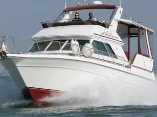 Sea Ray 380 AC