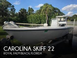 Carolina Skiff Sea Chaser 200 Flats