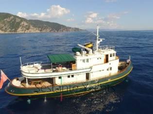 Custom Cantiere Navale Solimano Maria Teresa