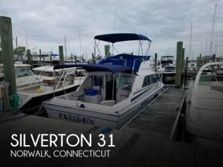 Silverton 31 Sedan