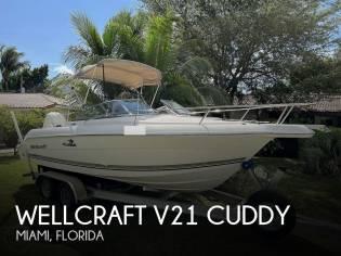 Wellcraft V21 Cuddy