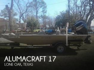 Alumacraft MV 1756 SC