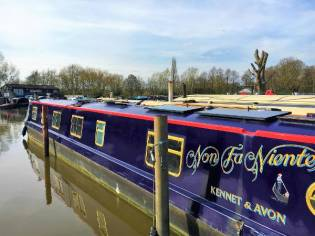 Liverpool Boats 58' Narrowboat