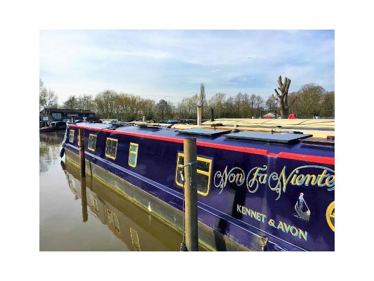 58' Narrowboat