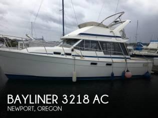 Bayliner 3218 AC