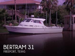 Bertram 31 Bahia Mar