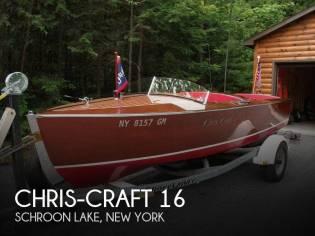 Chris-Craft 16