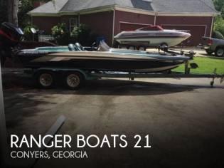 Ranger Boats 520 VX