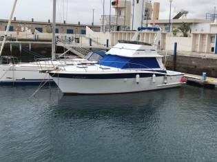 Bertram Yacht Trojan 10.80