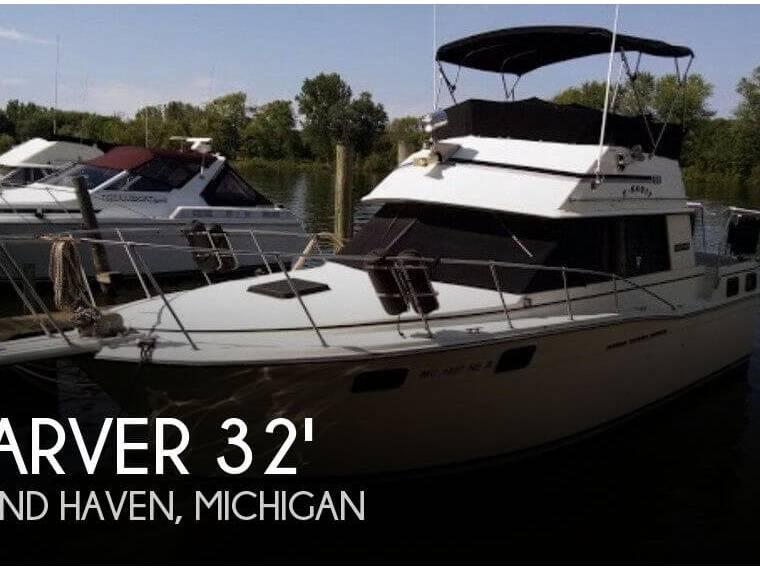 Carver Aft-Cabin 3207