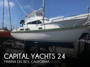 Capital Yachts 24